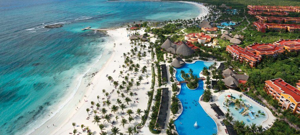 Los hoteles de lujo en Cancún