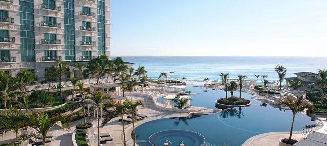 El lujoso hotel Sandos Playacar en Playa del Carmen