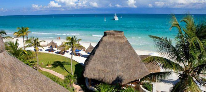 Las hermosas playas del Caribe mexicano