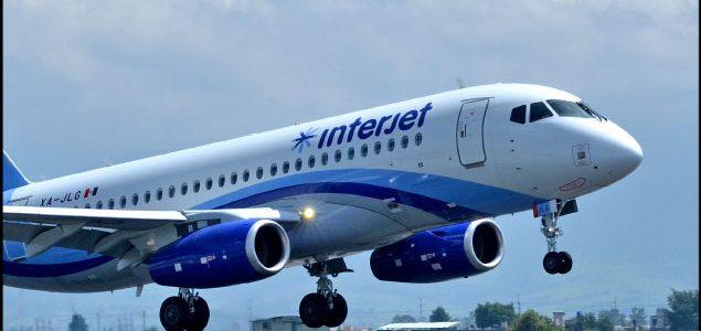 Interjet inauguró vuelo directo entre Mexico y Chicago