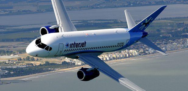 Nuevas rutas para Interjet y Aeroméxico