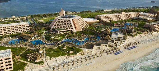 Cancún y Riviera Maya, los destinos con más reservas