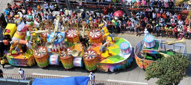 Comienzan los preparativos para el Carnaval de Veracruz