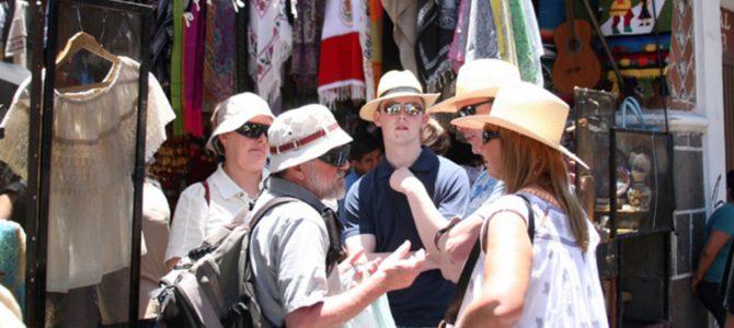 México tiene a turistas americanos como aliados