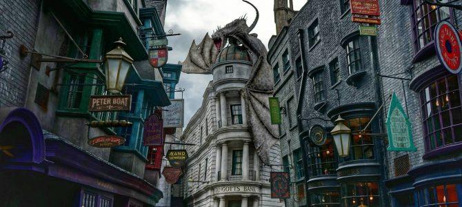 Nuevo espectáculo nocturno de Harry Potter en Universal Studios