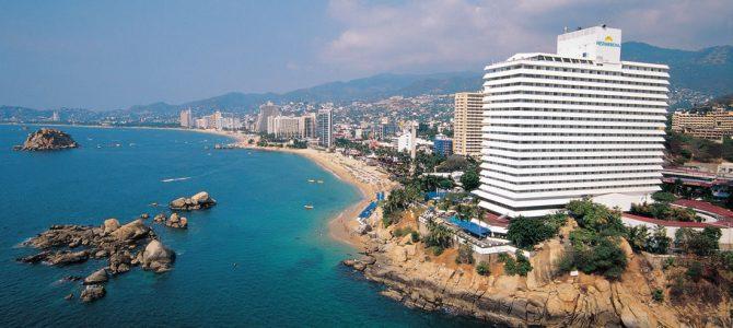 Excelente fin de temporada para hoteles en Acapulco y Veracruz