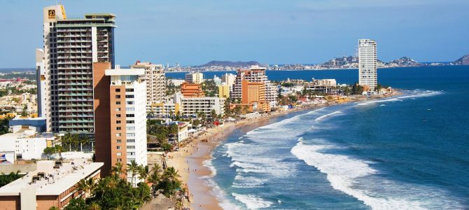 Gran desarrollo de hoteles en Mazatlán