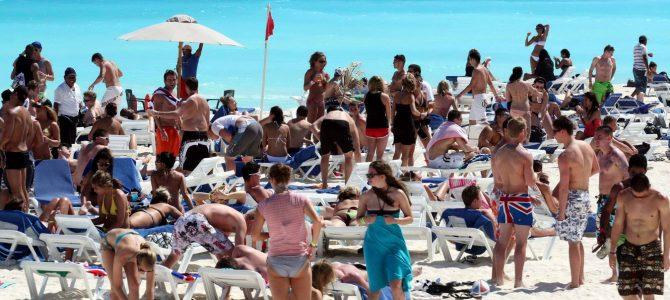 El turismo en México continúa en aumento