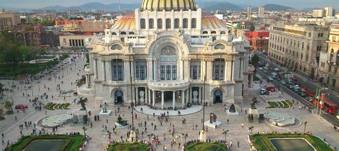 Recorrer Ciudad de México en turismo cultural