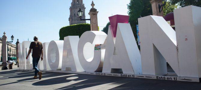 Michoacán recibe galardón de la OMT