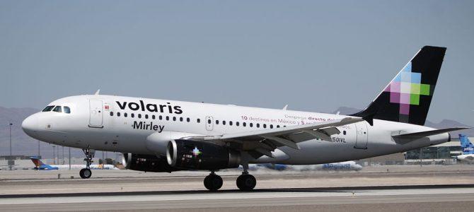 Volaris cerró noviembre con un crecimiento positivo