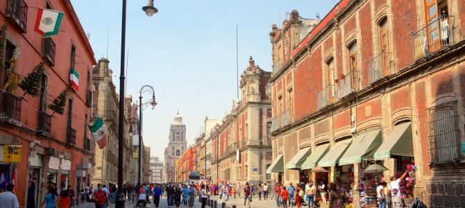 Visitando Ciudad de México por primera vez