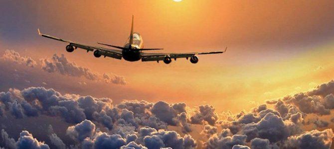 Cómo organizar un viaje en avión