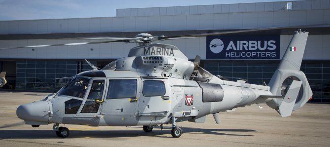 Filial de Airbus tendrá helicópteros