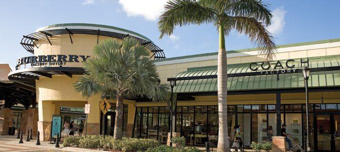 Una escapada a Miami para hacer compras