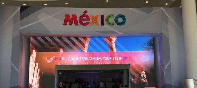Fue un éxito el 43° Tianguis Turístico México