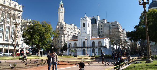 De méxico a Buenos Aires