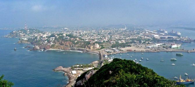 Mazatlán repleto de turistas en agosto