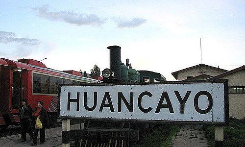 Una vuelta en el tren Lima-Huancayo