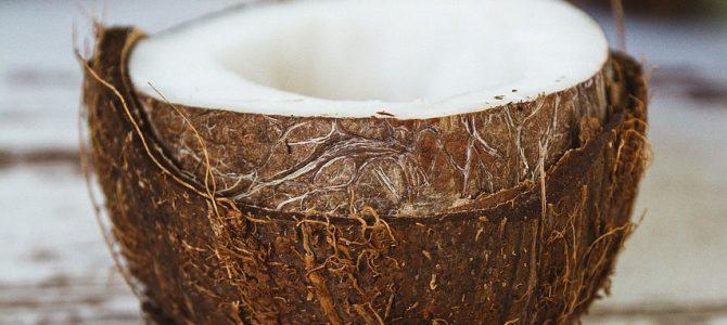 Aceite de coco en tus vacaciones para el cuidado de  tu cabello